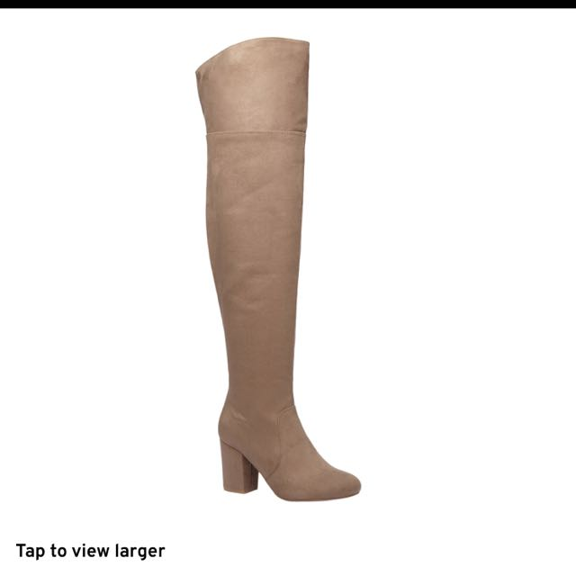 Over Knee Boot