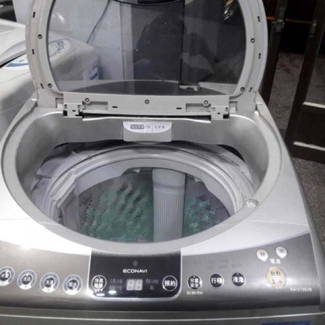 Panasonic 國際牌 變頻 洗衣機 NA-V130VB 13公斤(降價出清)