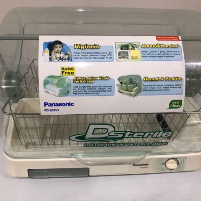 Panasonic dsterile - sterilizer
