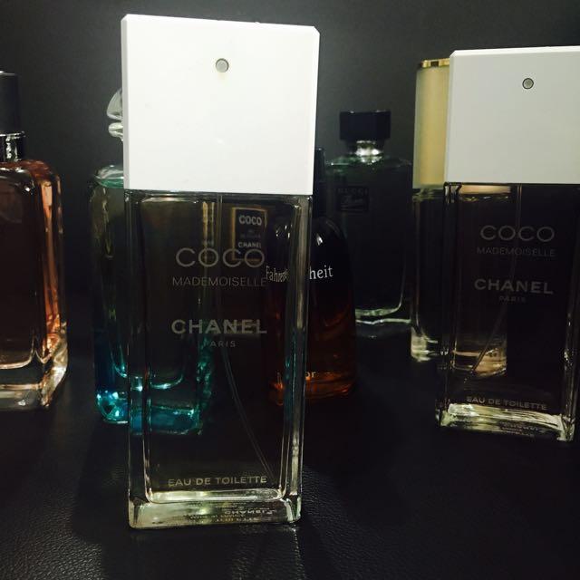 Parfum chanel original