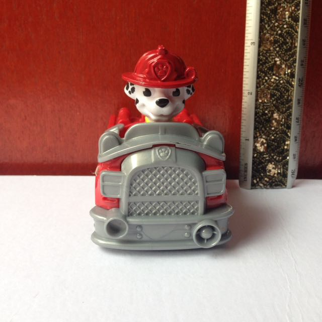Paw Patrol Car