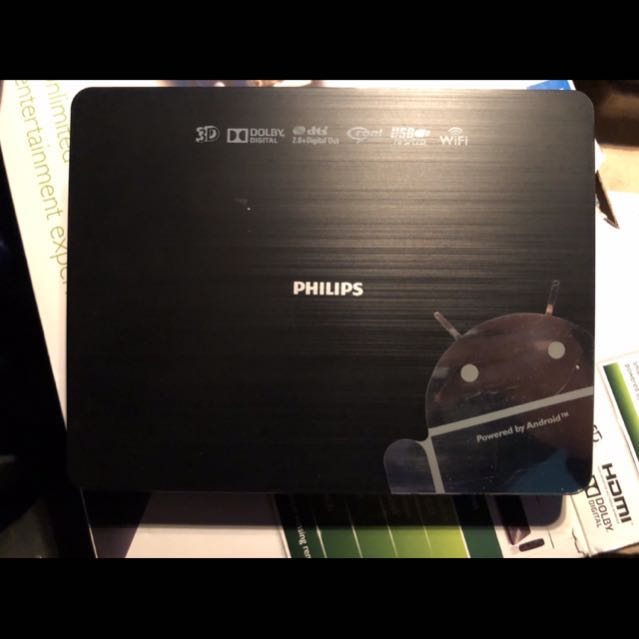 Philips Media Player Android Box