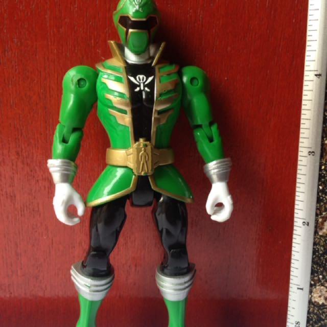 Power Ranger Fig