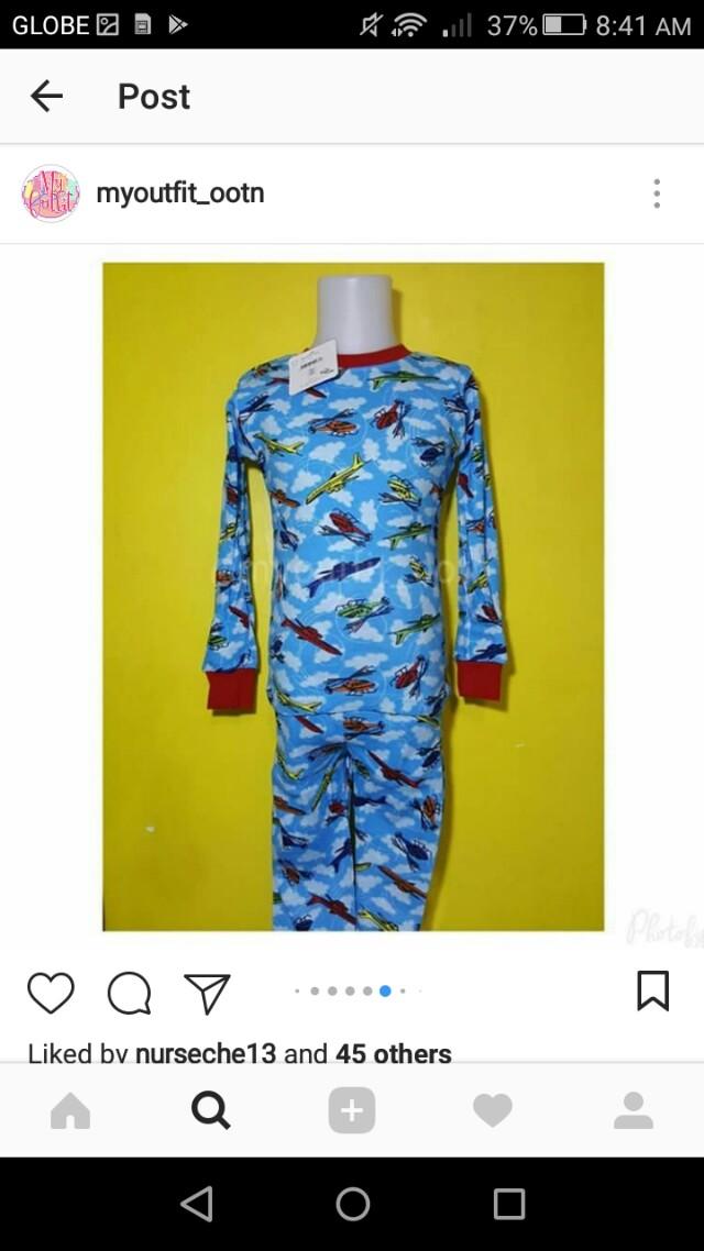 Ppippijong Pajamas