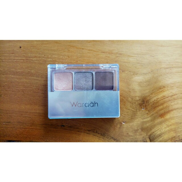 Wardah Nude Colours Eyeshadow 'Passionate', Health & Beauty, Makeup on Carousell