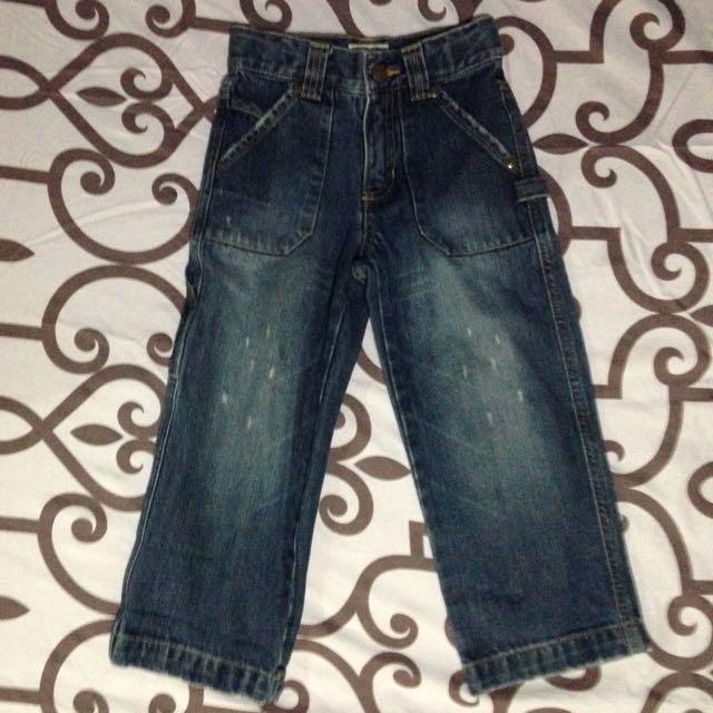 Preloved Toddler Jeans