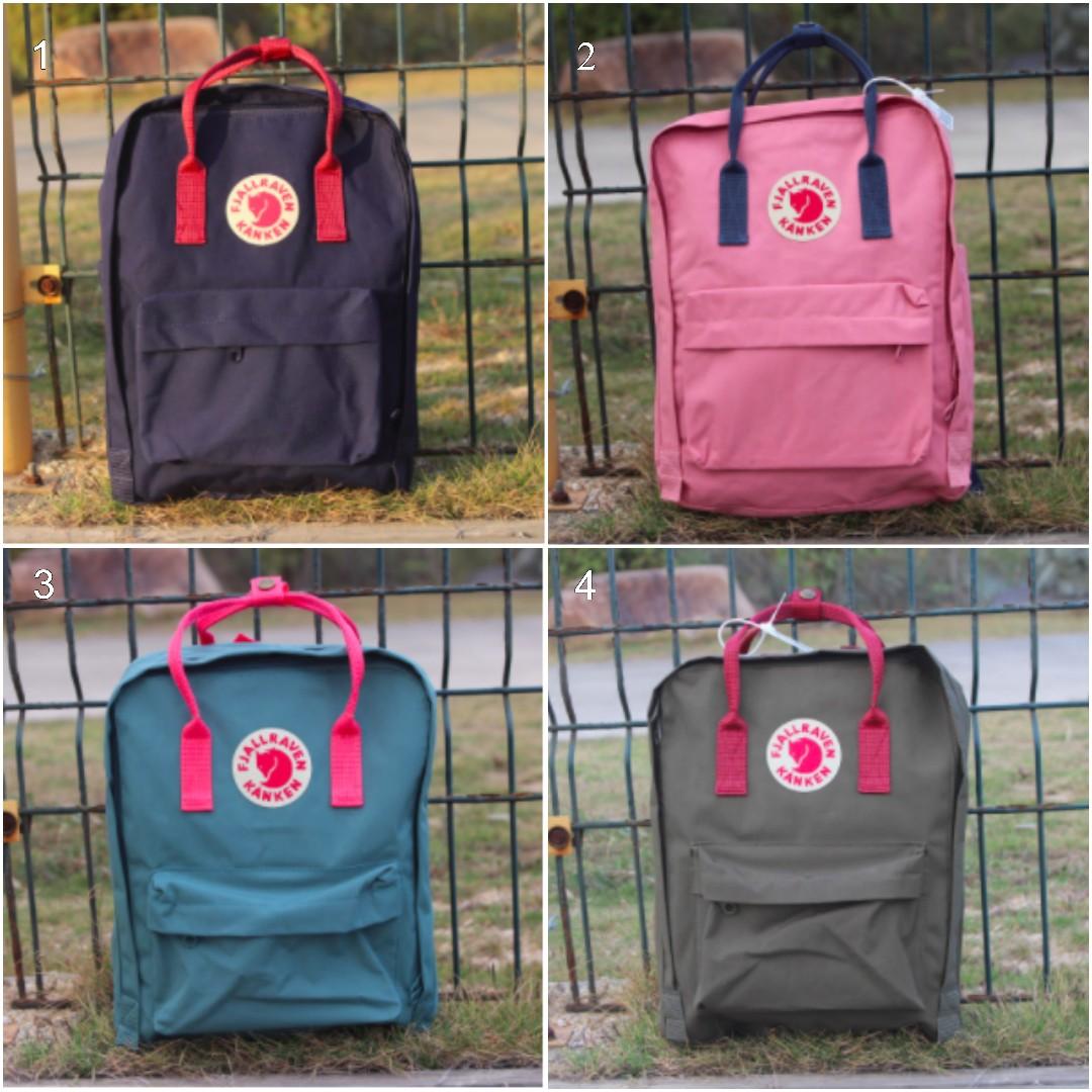 33853032d02 Preorder] Authentic Fjallraven Kanken Bags, Bulletin Board ...