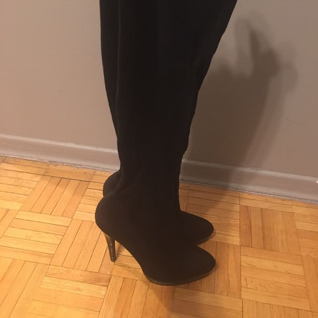 Price dropped Aldo over the knee boots