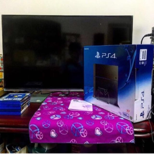 PS4 1207型&液晶電視💋