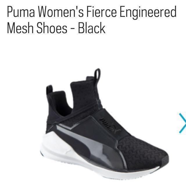 Puma Fierce Engineered Mesh Sneakers