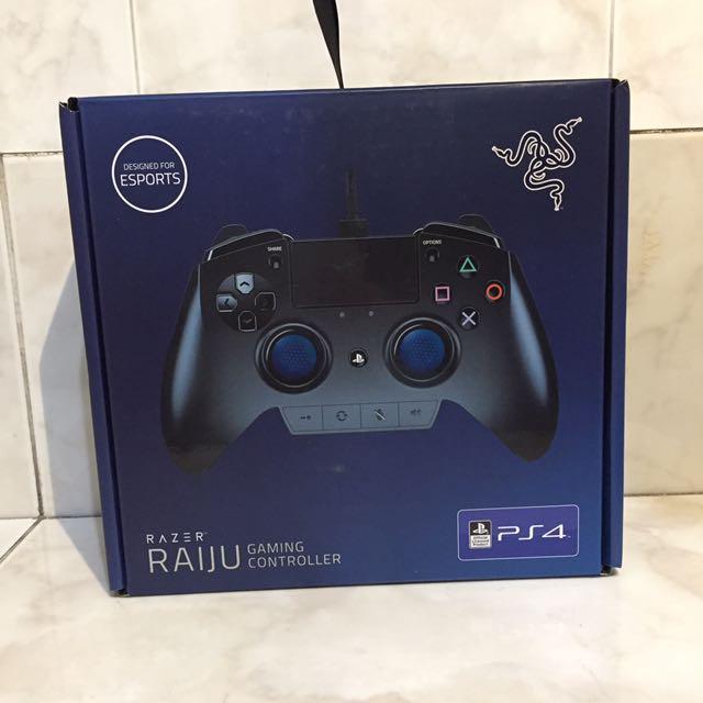 Razer Raiju Controller
