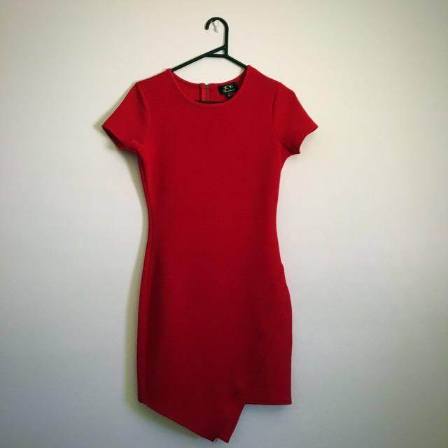 Red ICE Dress