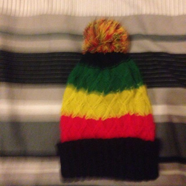 Reggae beanie