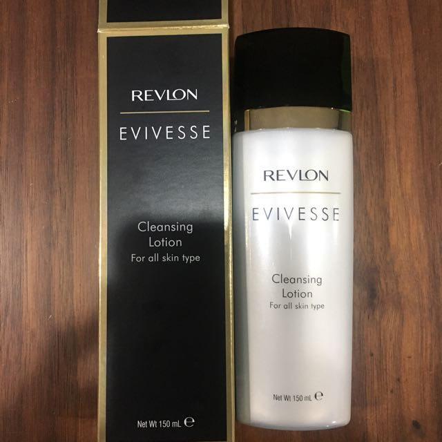 Revlon evivesse anti aging cleansing lotion