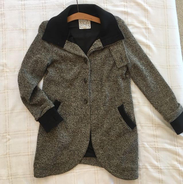 Ripcurl collar coat