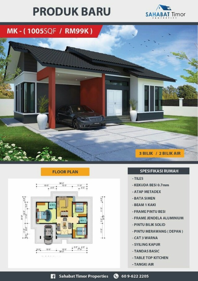 Rumah Banglow Idaman Property For Sale On Carousell