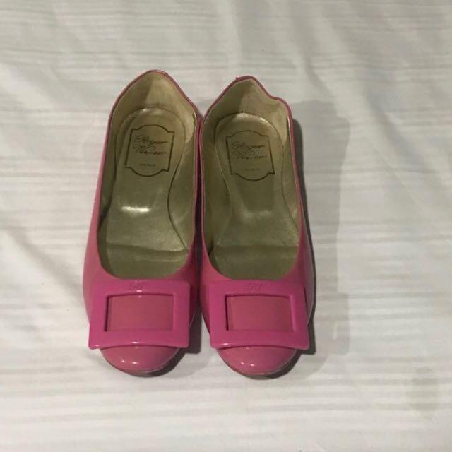 RV Gommette Ballerina Shoes