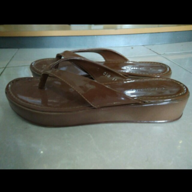 Sandal gabino coklat