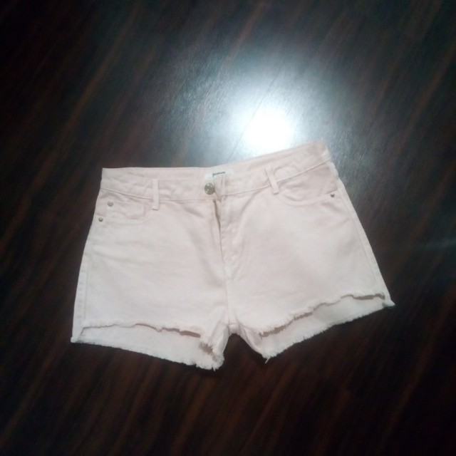 Soft denim short