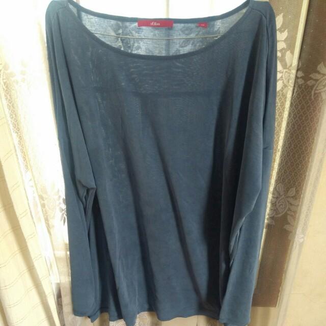 S.Oliver oversized blouse
