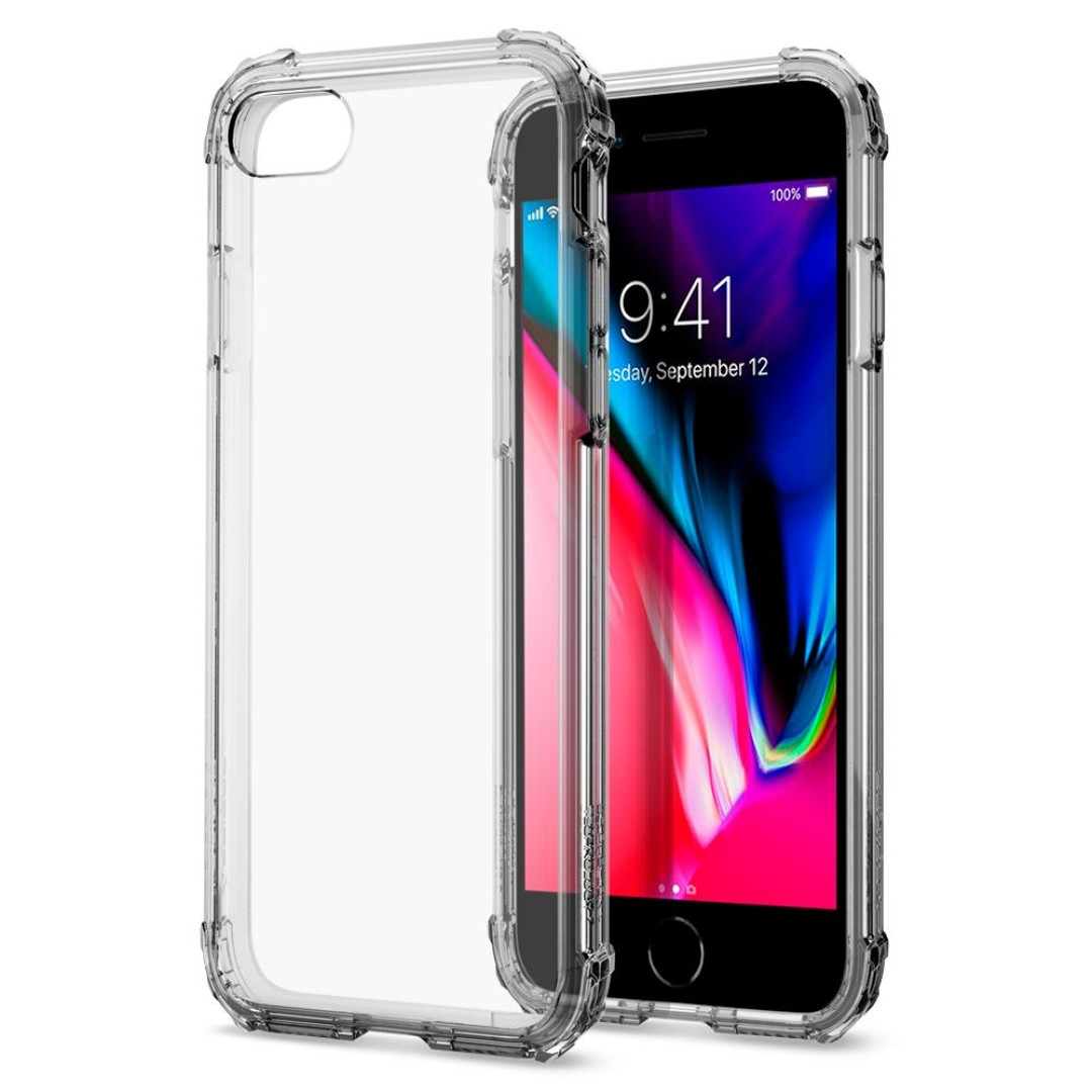 the latest f30dc 5e0b1 Spigen iPhone 8 Case Crystal Shell (Authentic)