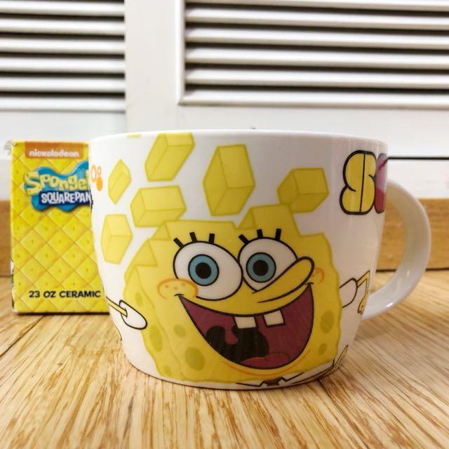 Spongebob Soup Mug