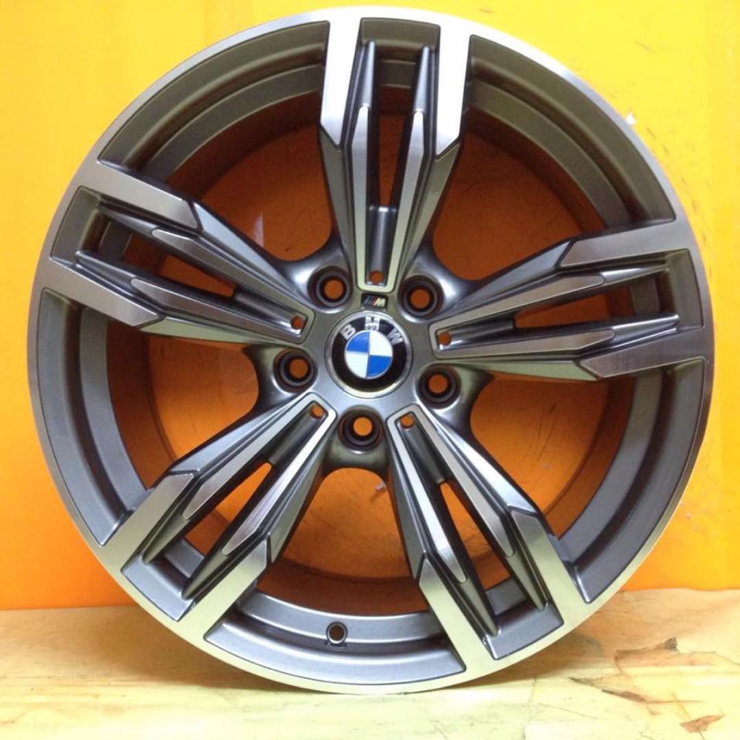 Bmw X8 Series: SPORT RIM 18inch BMW 3SERIES, Aksesori Auto Di Carousell