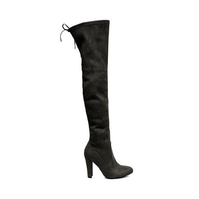 Steve Madden Over The Knee Gorgeous Boot