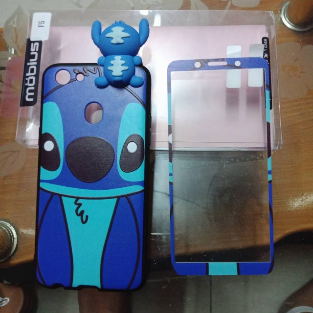 Stitch Case for F5 w/ screen protector