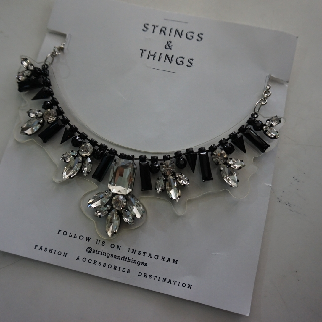 Strings And Things Necklace