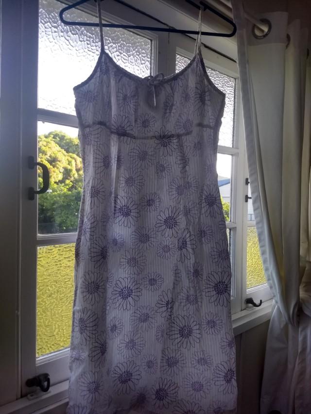 Summer dress 100% cotton