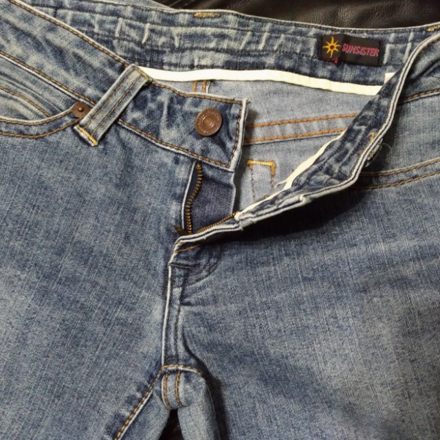Sunsister牛仔褲L
