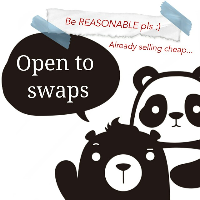 Swap/Trade