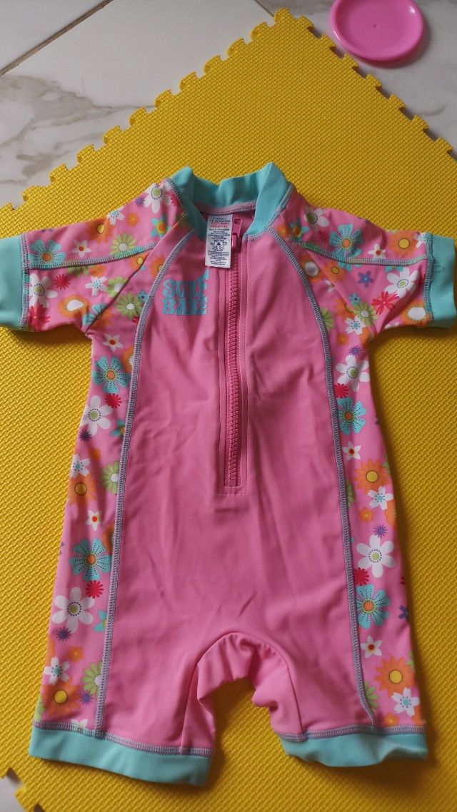 Swimming wear for baby girl