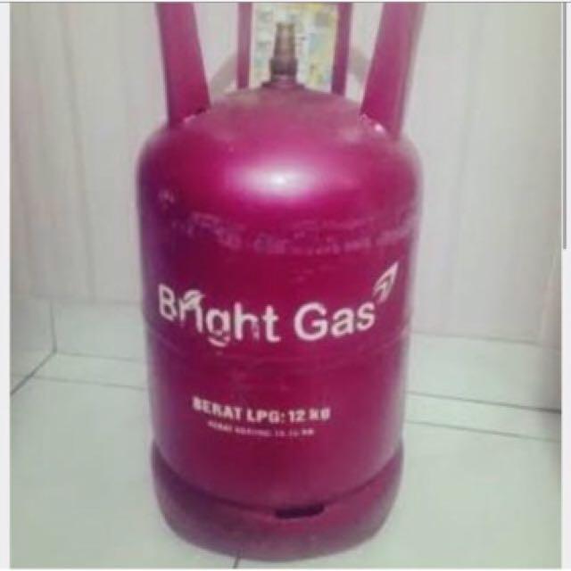 Tabung gas elpiji  12kg