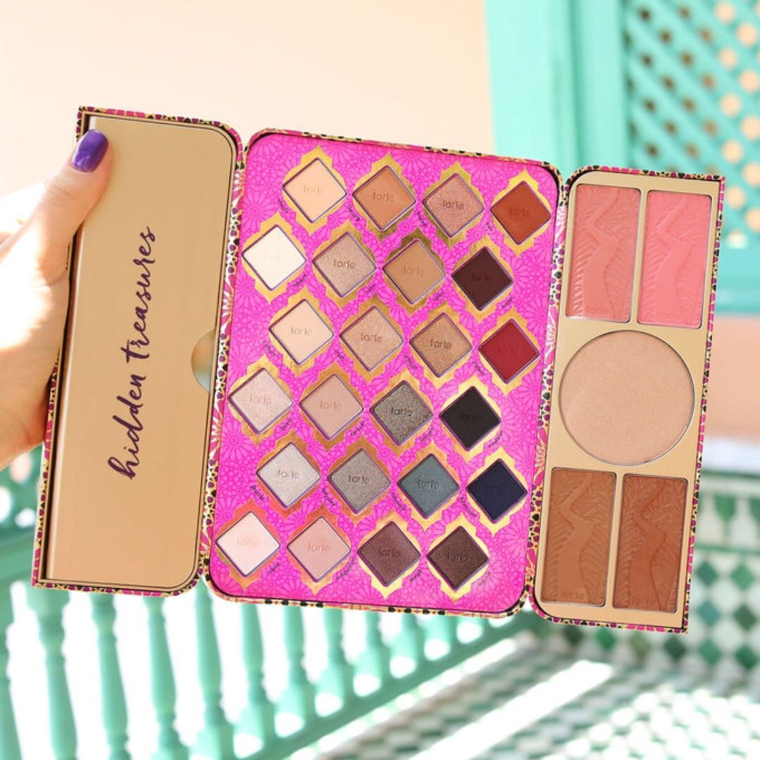 Tarte Treasure Box Collector's Set Limited Edition Original 💯