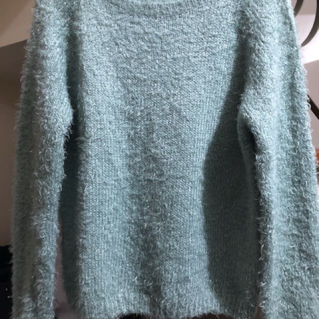 Terranova Furry Sweater