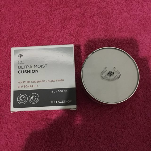 The Face Shop CC Ultra Moist Cushion