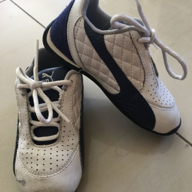 Toddler Puma Shoes size US7