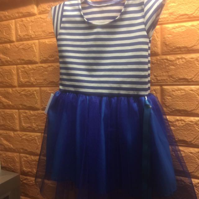 tutu dress/dress with belt