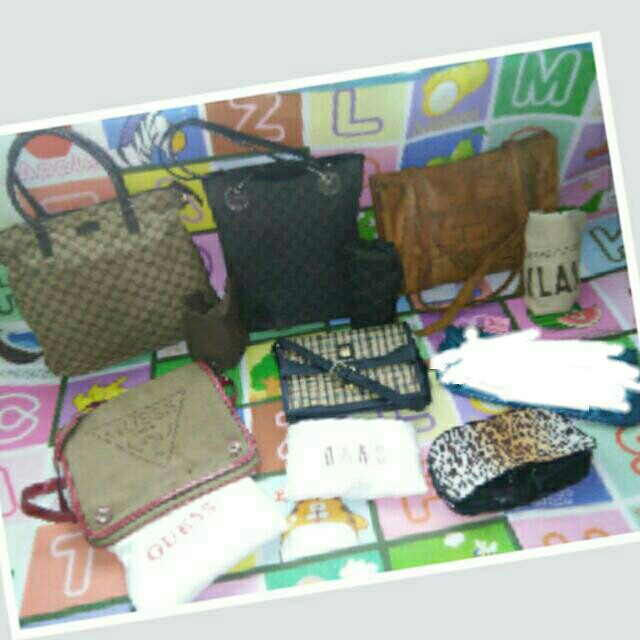 Ukay Ukay Branded Bags