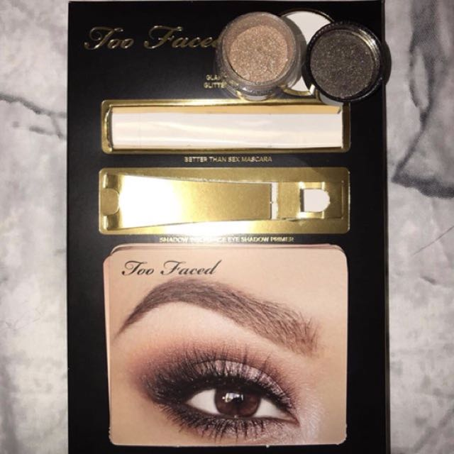 Urban decay spectrum palette & too faced Vegas Nay palette