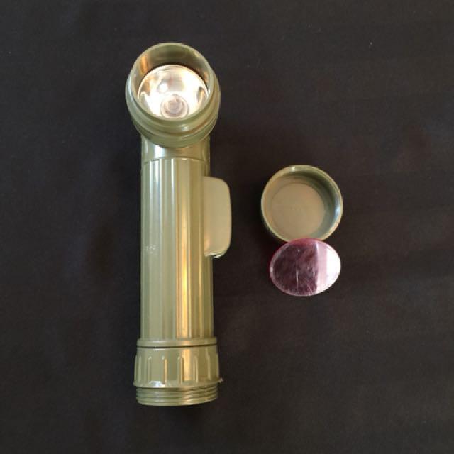 US Military (Vietnam era) Flashlight