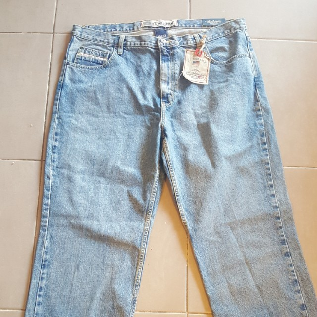 US POLO ASSN designer jeans mens size 40