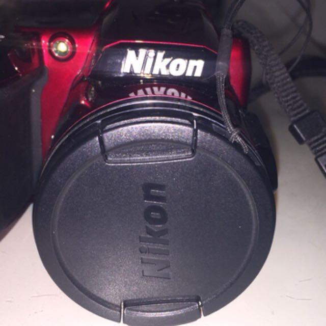 Used Nikon cool pix l840