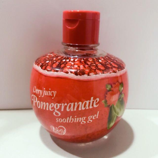 🇰🇷韓國Very julcy Pomegranate soothing gel 石榴舒緩保濕凝膠