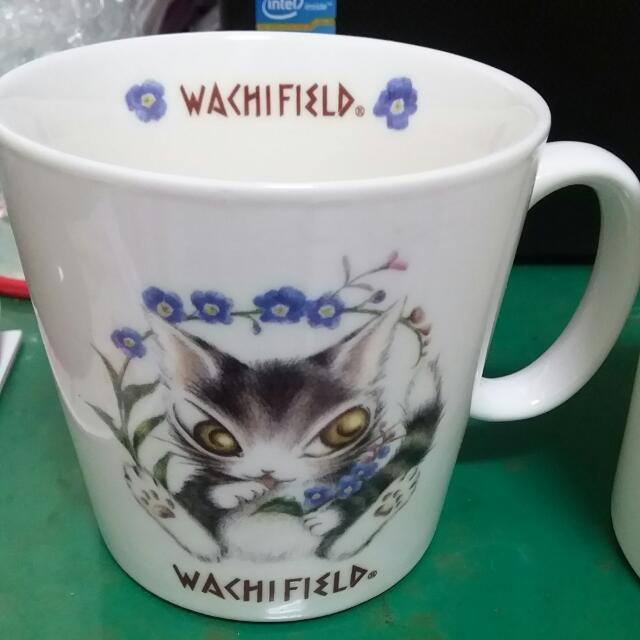 Wachifield 馬克杯組