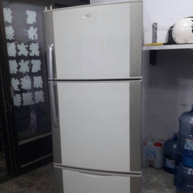 Whirlpool 惠而浦 560公升 三門冰箱