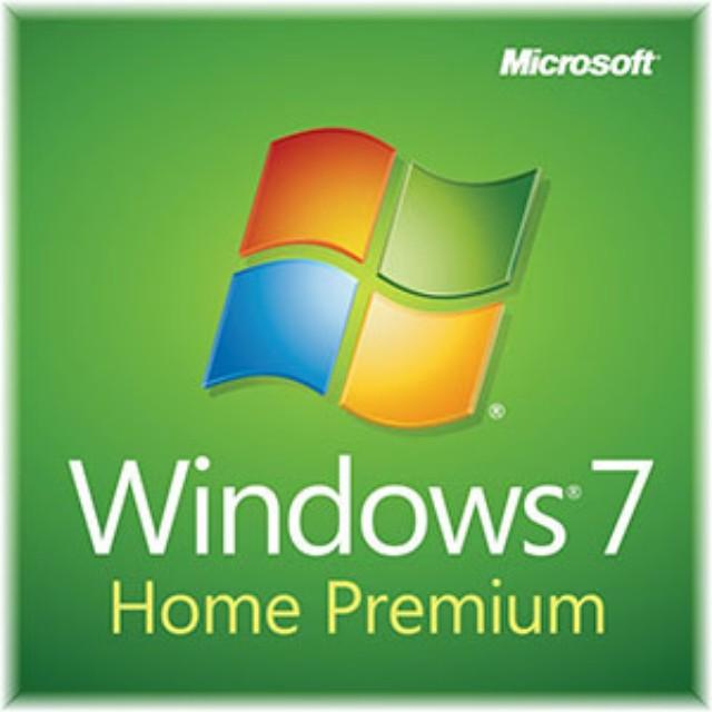 Windows 7 Home Premium SP1 64 Bit