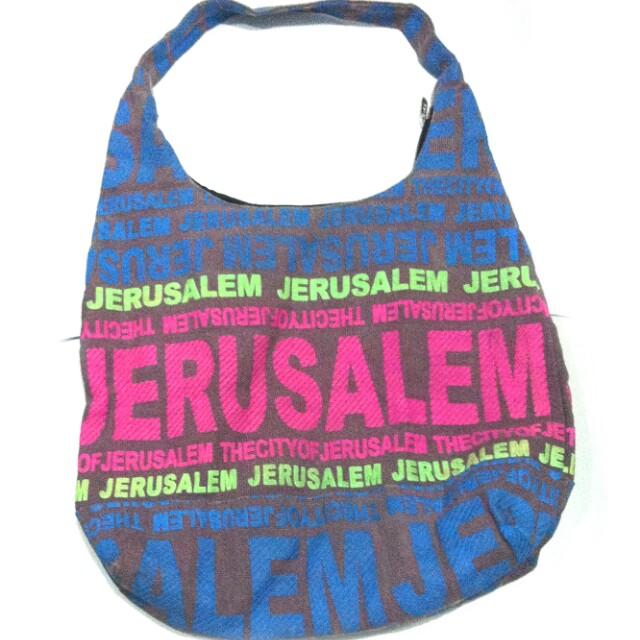 Woman's Bag Jerusalem